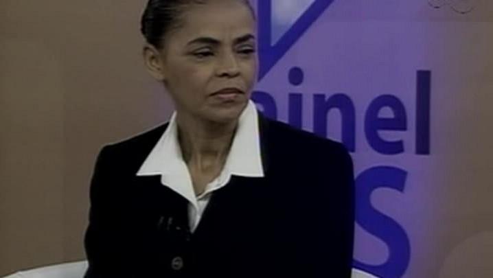 Painel RBS - Marina Silva - 2ºBloco