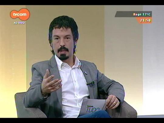 TVCOM Tudo Mais - Tânia Giacobbo fala sobre a importância do Congresso de Marketing da ADVB