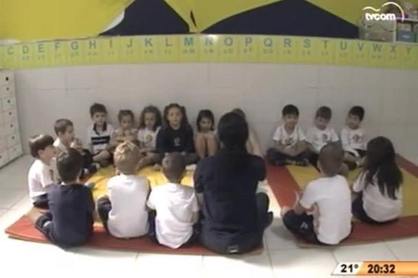 TVCOM 20h - Bolsas de estudos para crianças em escolas particulares - 5.11.14