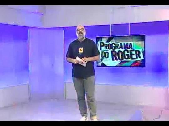 Programa do Roger - Sérgio Rojas, músico - Bloco 1 - 08/12/2014