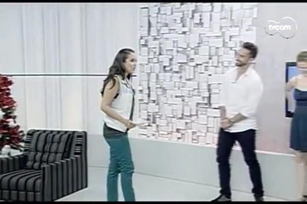 TVCOM Tudo+ - Mostra Coreográfica Kirinus Escola de Dança reúne ritmos variados - 10.12.14