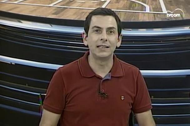 TVCOM Esportes - Presidente do Avai, Nilton Machado, fala sobre altos e baixos do time em 2014 - 2° Bloco - 31.12.14