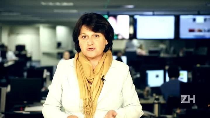 Rosane de Oliveira analisa pronunciamento de Dilma Rousseff