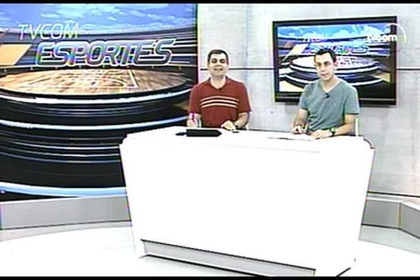 TVCOM Esportes - 1ºBloco - 17.04.15