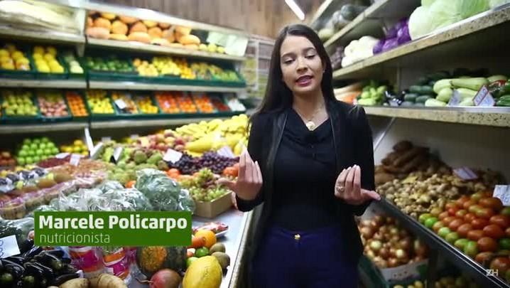Alimentos que cuidam da pele, cabelo e unhas