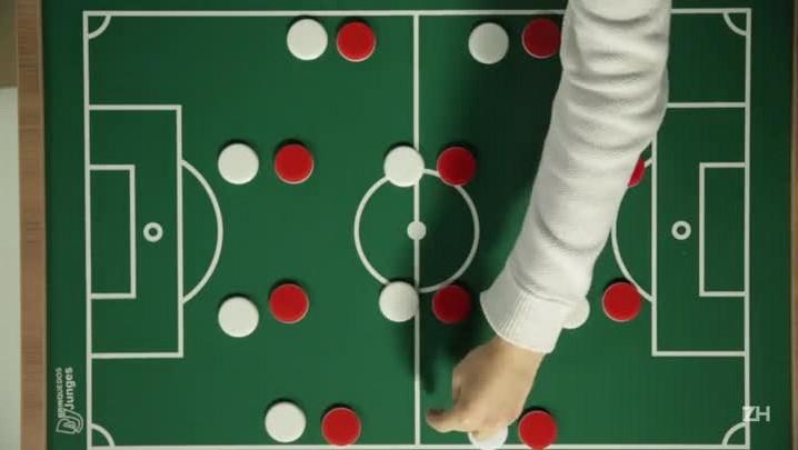 Desenho Tático: time desfigurado do Inter teve distanciamento de setores