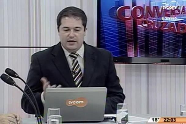 Conversas Cruzadas - Turismo de negócios em Santa Catarina - 1º Bloco - 06.07.15