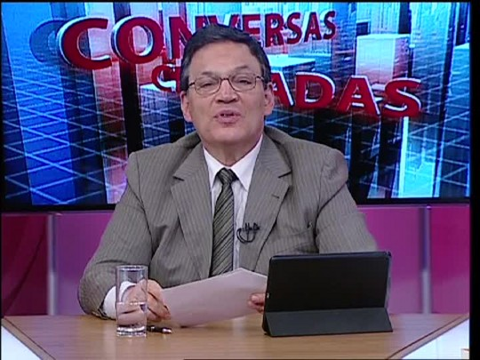 Conversas Cruzadas - Debate sobre o cenário econômico e político do RS e a retomada dos trabalhos na Assembleia Legislativa - Bloco 3 - 04/08/2015
