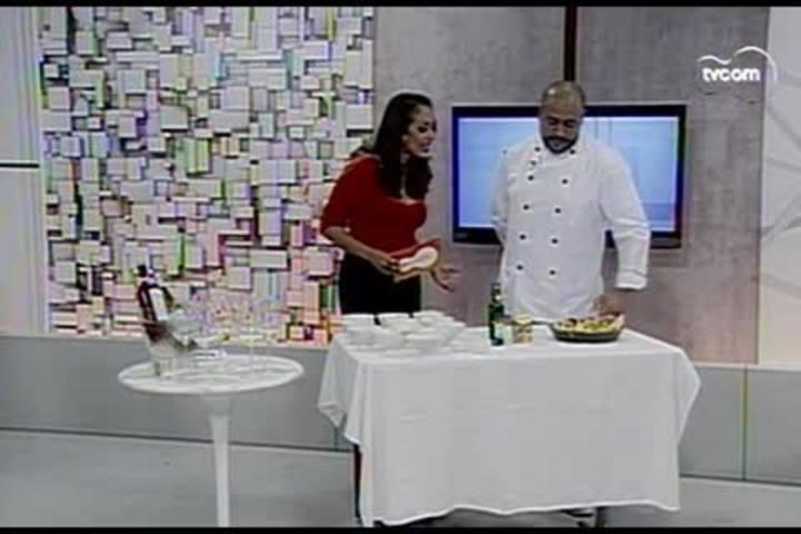 TVCOM Tudo+ - Quadro Gastronomia - Agosto Del Vino: evento gastronômico reúne degustações e harmonizações na Praia do Rosa - 12.08.15