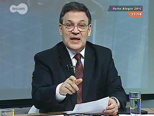 Conversas Cruzadas - Debate sobre a situação dos Conselhos Tutelares na capital gaúcha - Bloco 2 - 29/09/2015