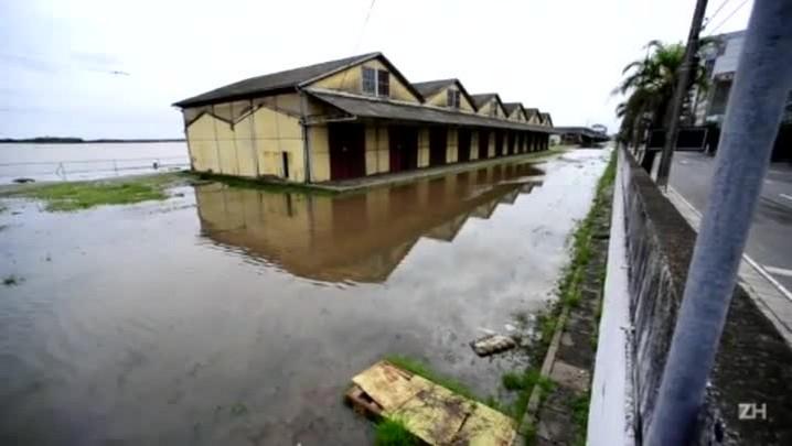 Chuva para mais de 1 bilhão de pessoas: o tamanho do aguaceiro em Porto Alegre