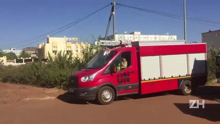 Cerca de 170 pessoas feitas reféns em hotel no Mali