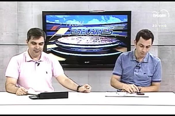 TVCOM Esportes. 2º Bloco. 11.12.15