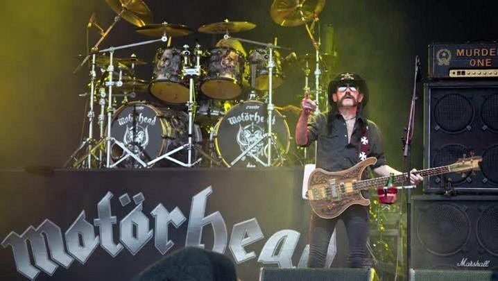 Morre líder da banda de rock Motorhead