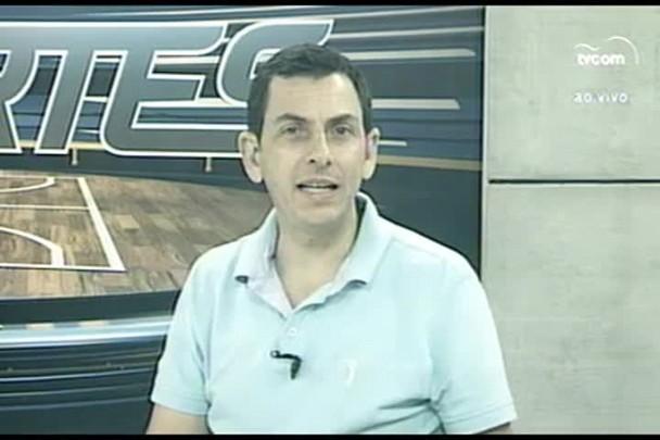 TVCOM Esportes. 4º Bloco. 15.01.16