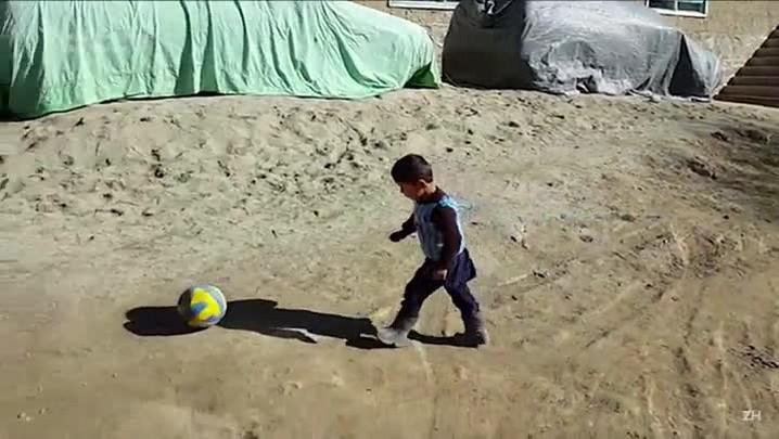 O sonho afegão