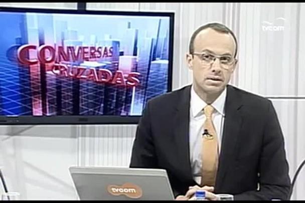 TVCOM Conversas Cruzadas. 2º Bloco. 20.06.16
