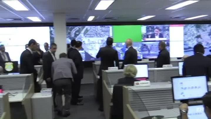 Inaugurado o Centro de Cooperação Policial Internacional