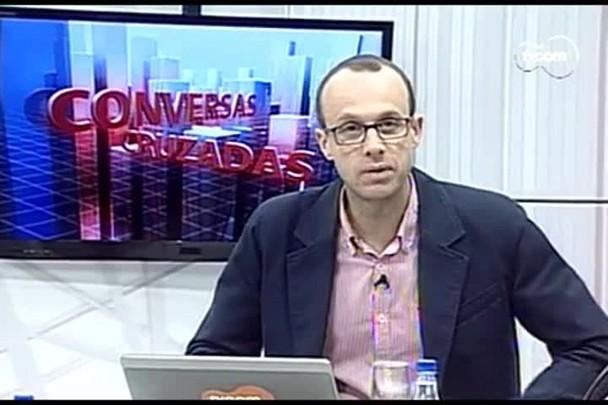 TVCOM Conversas Cruzadas. 4º Bloco. 09.09.16