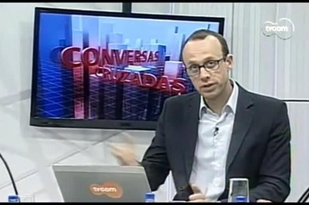 TVCOM Conversas Cruzadas. 3º Bloco. 27.09.16