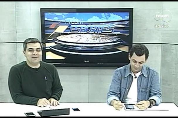 TVCOM Esportes. 1º Bloco. 06.10.16