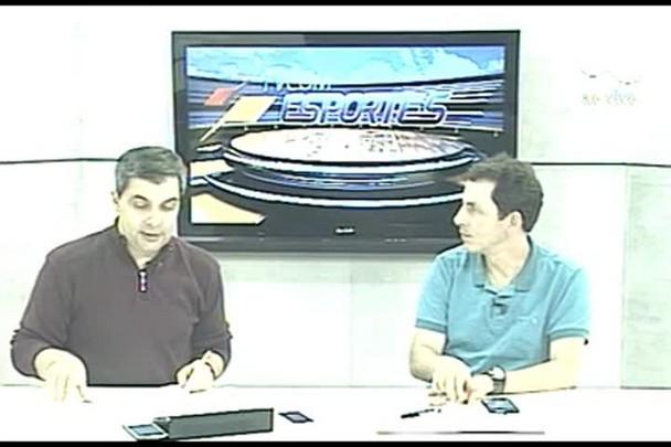 TVCOM Esportes. 3º Bloco. 07.10.16