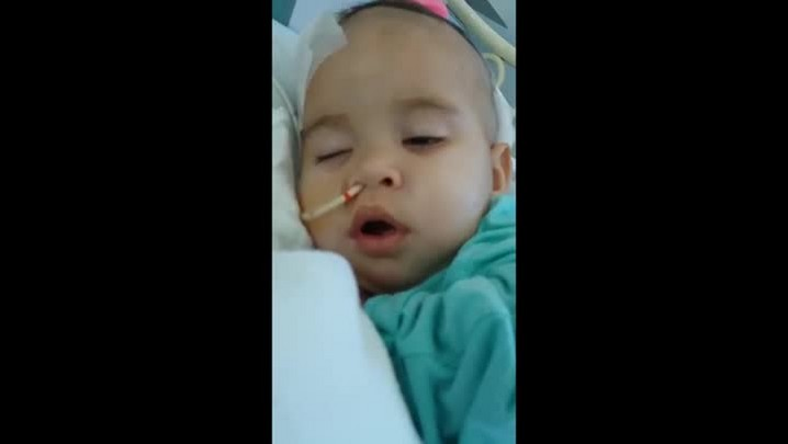 Laine Valgas: reviravoltas na vida da pequena Valentina