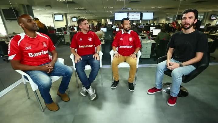 Mantos sagrados: ex-jogadores do Inter falam sobre lembranças com a camisa colorada