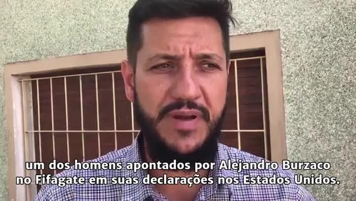 Repórter argentino fala sobre morte de advogado envolvido no Fifagate