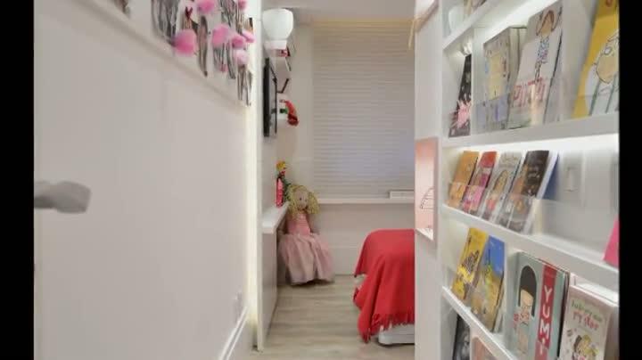 Estímulo à cultura em dormitórios infantis