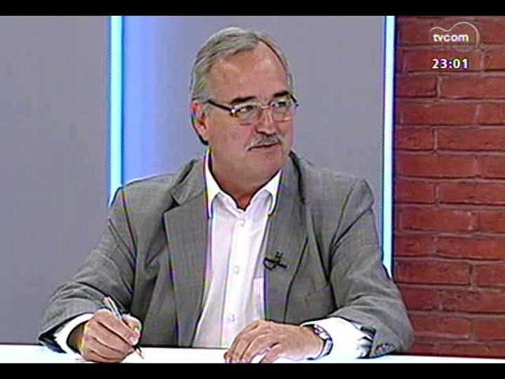 Mãos e Mentes - Presidente da Assembleia Legislativa, Pedro Westphalen - Bloco 1 - 03/02/2013