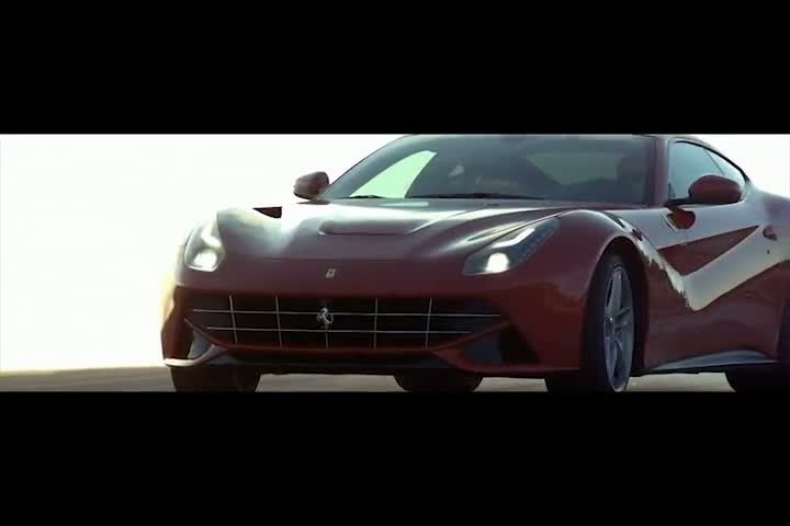 Carros e Motos - Conheça a Ferrari F12 Berlinetta - Bloco 3 - 07/04/2013
