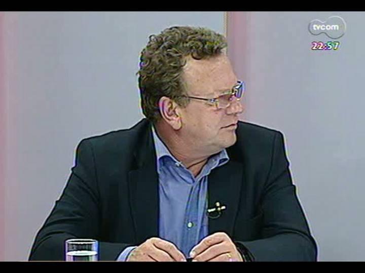 Conversas Cruzadas - Operação Leite Compensado: debate sobre como os infratores operavam na fraude e o que ainda está por acontecer - Bloco 3 - 09/05/2013