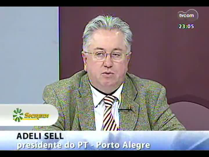 Conversas Cruzadas - Debate sobre a possível importação de médicos estrangeiros, principalmente, de Cuba, ao Brasil - Bloco 4 - 16/05/2013