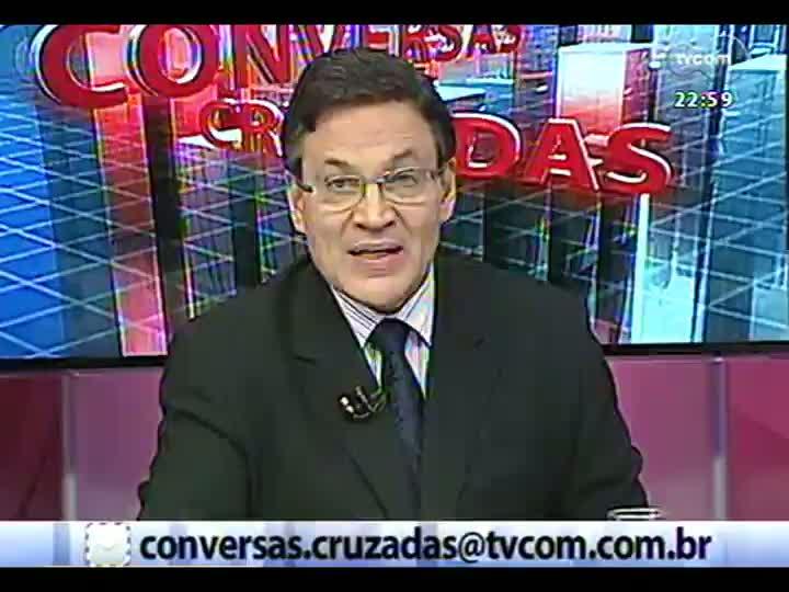 Conversas Cruzadas - Soma de fraudes descobertas do RS: aumento da corrupção ou investigações mais eficientes? - Bloco 3 - 11/06/2013