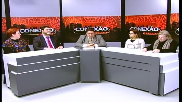 Conexão Uruguaiana discute o tráfico de pessoas - bloco 4
