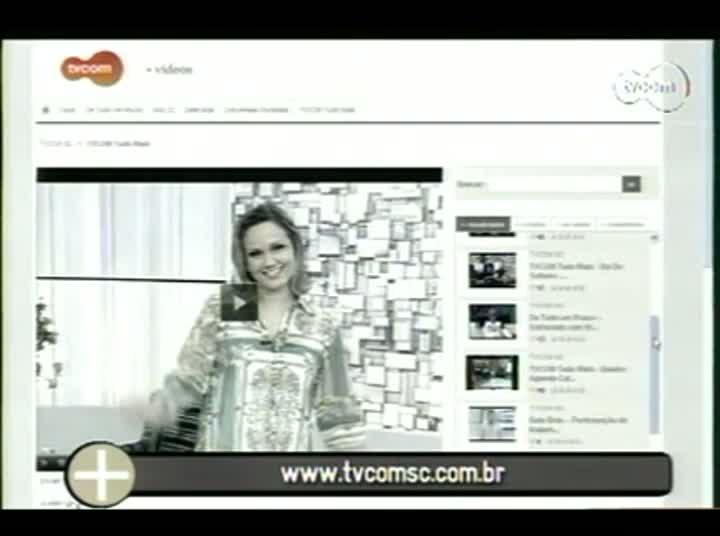 TVCOM Tudo Mais - Música com Maurício Villarinho 5º Bloco - 20-08-2013