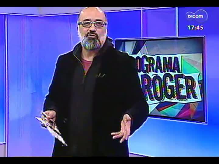 Programa do Roger - Um bate papo e a música de Siba - bloco 1 - 23/08/2013