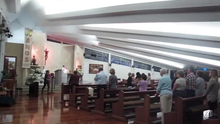 Paróquia Nossa Senhora de Mont\'Serrat comemora 50 anos