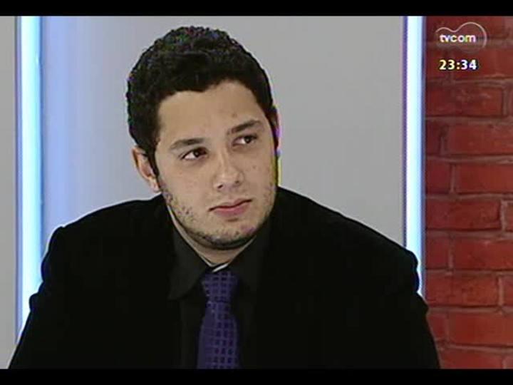 Mãos e Mentes - Thiago Guedes, diretor executivo da Chip Inside - Bloco 1 - 24/09/2013