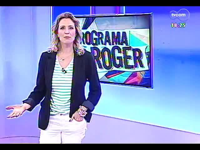 Programa do Roger - Homenagem a Lou Reed - bloco 4 - 28/10/2013