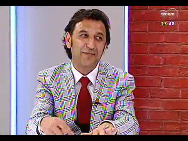 Mãos e Mentes - Sócio-fundador do Grupo DiPaolo, Paulo Geremia - Bloco 2 - 18/11/2013