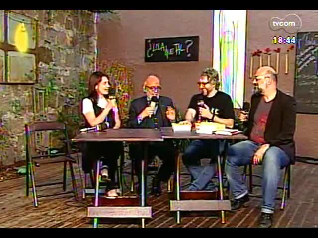 Café TVCOM - O e-mail que Lou Reed recebeu diretamente de Porto Alegre - Bloco 4 - 23/11/2013