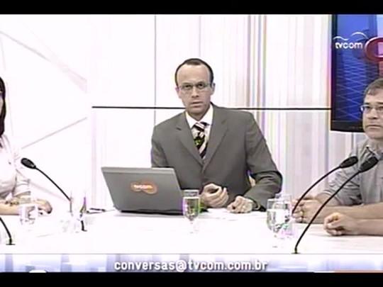 Conversas Cruzadas - 3o bloco - Empreendedorismo social - 28/11/2013