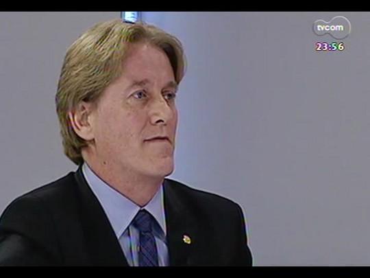 Mãos e Mentes - Diretor regional do Rio Grande do Sul da Abinee, Régis Haubert - Bloco 3 - 12/12/2013