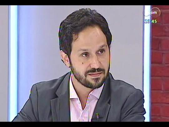 Mãos e Mentes - Consultor de Segurança Fábio Ramos - Bloco 2 - 23/01/2014