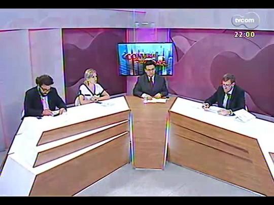 Conversas Cruzadas - Entrevista com o novo presidente da Assembleia Legislativa Gilmar Sossella - Bloco 1 - 04/02/2014