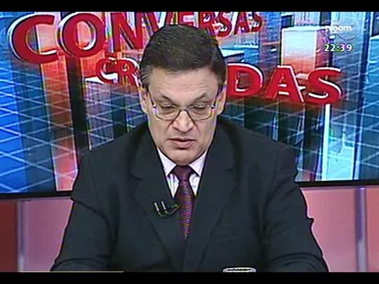 Conversas Cruzadas - Como está a saúde pública na capital? - Bloco 3 - 19/02/2014