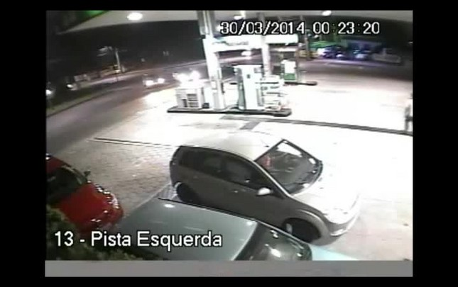 Grávida morre em acidente em Joinville