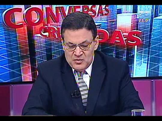 Conversas Cruzadas - Debate sobre o que deve mudar ou não na educação brasileira - Bloco 3 - 02/04/2014